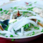 Bánh canh cá dầm - Một nét Nha Trang