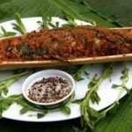 Cá suối nướng - Đặc sản Quảng Bình
